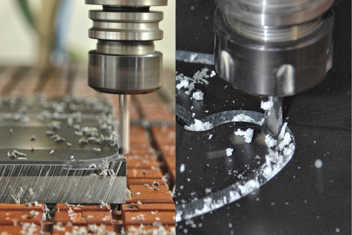 Machining your frame